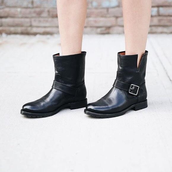 db96c036064d Frye Shoes   Womens Natalie Short Engineer Boot Size 8   Poshmark